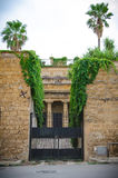 Krajobraz w Sicily, Menfi Ag Obrazy Royalty Free