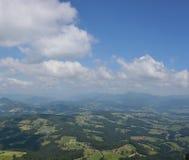 Krajobraz w Styria Obrazy Stock