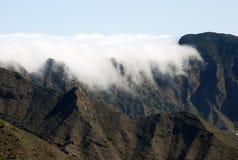 Krajobraz w wyspach kanaryjska Zdjęcie Royalty Free