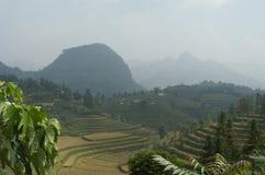 Krajobraz wokoło Pa Kha Zdjęcie Royalty Free