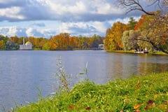 Krajobraz z widokiem od przylądka Zdjęcie Stock