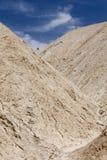 krajobrazowa śmierci dolina Zdjęcia Royalty Free