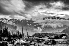 Krajobrazowa fotografia Obrazy Stock