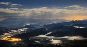 Krajobrazowa fotografia Piękny Obrazy Royalty Free