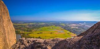 Krajobrazowa fotografia Piękny Obraz Stock
