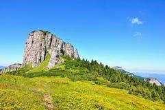 krajobrazowa góra Obrazy Royalty Free