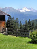 krajobrazowa góra Zdjęcia Stock