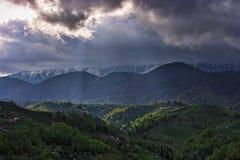 krajobrazowa góra Obraz Royalty Free