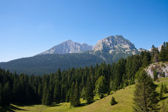 krajobrazowa góra zdjęcie stock