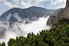 krajobrazowa góra Obrazy Stock