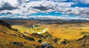 krajobrazowa góra Fotografia Stock