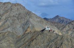 Krajobrazowa góra, północny India Fotografia Stock