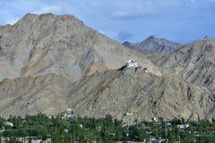 Krajobrazowa góra, północny India Fotografia Royalty Free