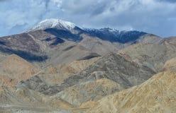 Krajobrazowa góra, północny India Obrazy Royalty Free