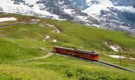 Krajobrazowa góra w Szwajcaria Obrazy Royalty Free