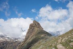 Krajobrazowa góra w Szwajcaria Zdjęcie Royalty Free
