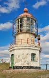 krajobrazowa latarnia morska Obrazy Stock