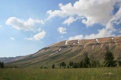 krajobrazowa Lebanon góry góra Obraz Stock