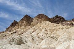 krajobrazowa śmierci dolina Fotografia Royalty Free