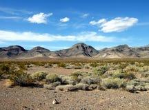 krajobrazowa śmierci dolina Zdjęcia Stock