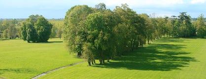 krajobrazowa natura Obrazy Royalty Free