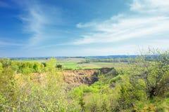 Krajobrazowa niemiec Eifel obrazy royalty free
