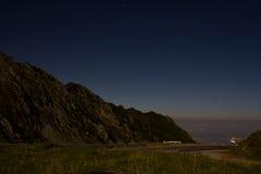 krajobrazowa noc Zdjęcie Royalty Free