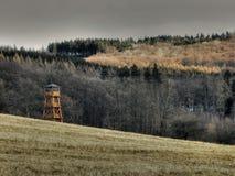 krajobrazowa obserwacja Obrazy Stock