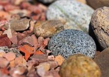 Krajobrazowa ogród skała Zdjęcia Royalty Free