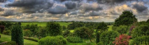 Krajobrazowa panorama Obrazy Stock