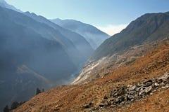 krajobrazowa porcelany góra Obrazy Stock