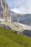 Krajobrazowa skalista góra Zdjęcie Royalty Free