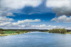krajobrazowa wiosna Obraz Stock