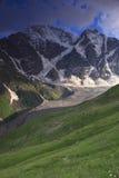krajobrazowe Caucasus góry Fotografia Royalty Free