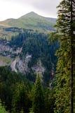 krajobrazowe góry zdjęcie royalty free