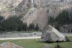 krajobrazowe góry Zdjęcia Royalty Free