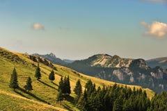 krajobrazowe góry fotografia royalty free