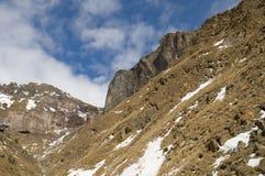 krajobrazowe góry Obraz Stock