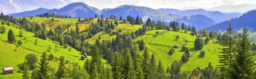 krajobrazowe góry Fotografia Stock