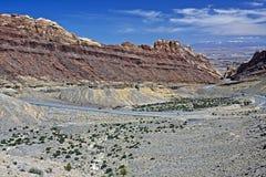 krajobrazowi usa Utah Zdjęcia Royalty Free