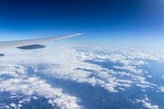 krajobrazowy antena widok Fotografia Stock
