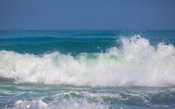 krajobrazowy błękit morze Zdjęcie Stock