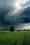 krajobrazowy burzowy Obraz Royalty Free