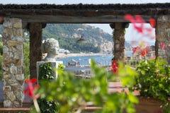 Krajobrazowy Costa Brava Obraz Royalty Free