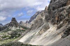 Krajobrazowy Dolomit Obraz Stock