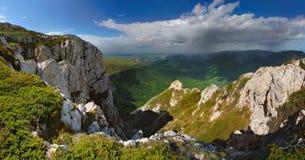 krajobrazowy egzota lato Obraz Stock