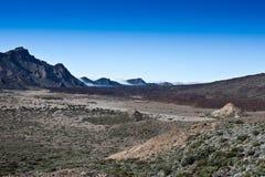 krajobrazowy górzysty Fotografia Royalty Free