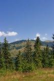 krajobrazowy górzysty obrazy stock