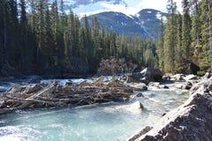 Krajobrazowy Górzysty widok Zdjęcia Royalty Free