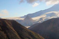 krajobrazowy halny dziki Zdjęcia Stock